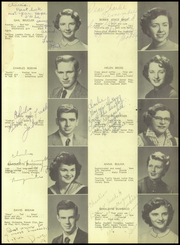 Page 13, 1955 Edition, Bergenfield High school - Cross Roads Yearbook (Bergenfield, NJ) online yearbook collection