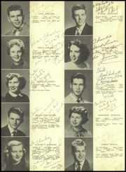 Page 14, 1955 Edition, Bergenfield High school - Cross Roads Yearbook (Bergenfield, NJ) online yearbook collection