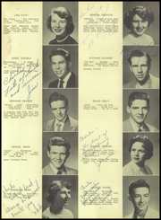 Page 15, 1955 Edition, Bergenfield High school - Cross Roads Yearbook (Bergenfield, NJ) online yearbook collection