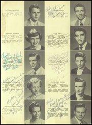 Page 17, 1955 Edition, Bergenfield High school - Cross Roads Yearbook (Bergenfield, NJ) online yearbook collection