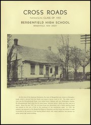 Page 5, 1955 Edition, Bergenfield High school - Cross Roads Yearbook (Bergenfield, NJ) online yearbook collection