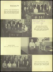 Page 9, 1955 Edition, Bergenfield High school - Cross Roads Yearbook (Bergenfield, NJ) online yearbook collection