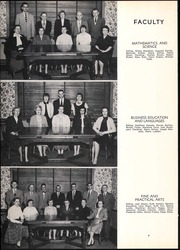 Page 10, 1956 Edition, Bergenfield High school - Cross Roads Yearbook (Bergenfield, NJ) online yearbook collection