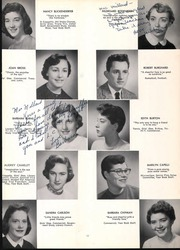 Page 15, 1956 Edition, Bergenfield High school - Cross Roads Yearbook (Bergenfield, NJ) online yearbook collection
