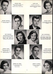 Page 16, 1956 Edition, Bergenfield High school - Cross Roads Yearbook (Bergenfield, NJ) online yearbook collection