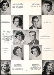 Page 17, 1956 Edition, Bergenfield High school - Cross Roads Yearbook (Bergenfield, NJ) online yearbook collection