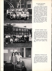 Page 72, 1957 Edition, Bergenfield High school - Cross Roads Yearbook (Bergenfield, NJ) online yearbook collection