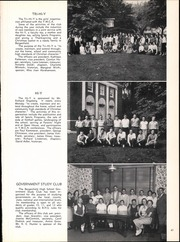 Page 73, 1957 Edition, Bergenfield High school - Cross Roads Yearbook (Bergenfield, NJ) online yearbook collection