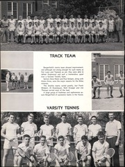 Page 84, 1957 Edition, Bergenfield High school - Cross Roads Yearbook (Bergenfield, NJ) online yearbook collection