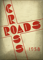 1958 Edition, Bergenfield High school - Cross Roads Yearbook (Bergenfield, NJ)