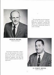 Page 10, 1961 Edition, Bergenfield High school - Cross Roads Yearbook (Bergenfield, NJ) online yearbook collection