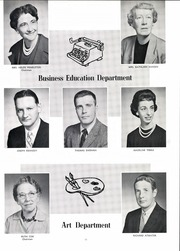 Page 15, 1961 Edition, Bergenfield High school - Cross Roads Yearbook (Bergenfield, NJ) online yearbook collection
