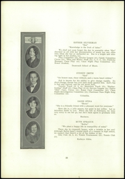 Page 36, 1926 Edition, Rutherford High School - Rutherfordian Yearbook (Rutherford, NJ) online yearbook collection