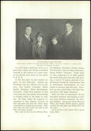 Page 52, 1926 Edition, Rutherford High School - Rutherfordian Yearbook (Rutherford, NJ) online yearbook collection