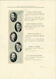 Page 15, 1932 Edition, Rutherford High School - Rutherfordian Yearbook (Rutherford, NJ) online yearbook collection