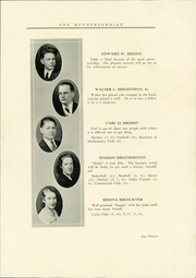 Page 17, 1932 Edition, Rutherford High School - Rutherfordian Yearbook (Rutherford, NJ) online yearbook collection