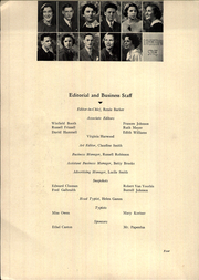Page 12, 1935 Edition, Rutherford High School - Rutherfordian Yearbook (Rutherford, NJ) online yearbook collection