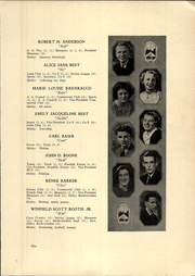 Page 13, 1935 Edition, Rutherford High School - Rutherfordian Yearbook (Rutherford, NJ) online yearbook collection