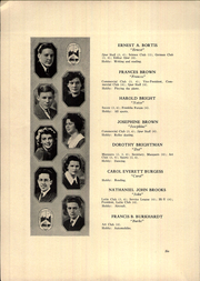 Page 14, 1935 Edition, Rutherford High School - Rutherfordian Yearbook (Rutherford, NJ) online yearbook collection