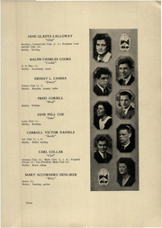 Page 15, 1935 Edition, Rutherford High School - Rutherfordian Yearbook (Rutherford, NJ) online yearbook collection