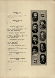 Page 17, 1935 Edition, Rutherford High School - Rutherfordian Yearbook (Rutherford, NJ) online yearbook collection