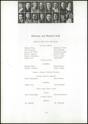Page 10, 1936 Edition, Rutherford High School - Rutherfordian Yearbook (Rutherford, NJ) online yearbook collection