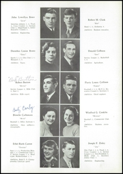 Page 13, 1936 Edition, Rutherford High School - Rutherfordian Yearbook (Rutherford, NJ) online yearbook collection