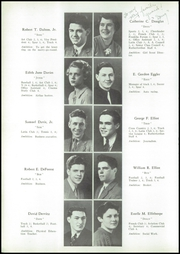 Page 14, 1936 Edition, Rutherford High School - Rutherfordian Yearbook (Rutherford, NJ) online yearbook collection