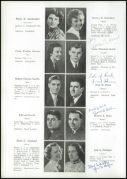 Page 16, 1936 Edition, Rutherford High School - Rutherfordian Yearbook (Rutherford, NJ) online yearbook collection
