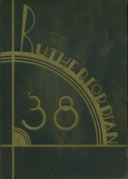 Rutherford High School - Rutherfordian Yearbook (Rutherford, NJ) online yearbook collection, 1938 Edition, Page 1