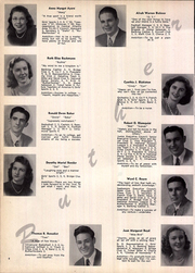 Page 12, 1948 Edition, Rutherford High School - Rutherfordian Yearbook (Rutherford, NJ) online yearbook collection