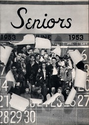 Page 11, 1953 Edition, Rutherford High School - Rutherfordian Yearbook (Rutherford, NJ) online yearbook collection