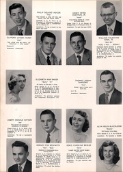 Page 12, 1953 Edition, Rutherford High School - Rutherfordian Yearbook (Rutherford, NJ) online yearbook collection