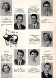 Page 13, 1953 Edition, Rutherford High School - Rutherfordian Yearbook (Rutherford, NJ) online yearbook collection