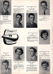 Page 15, 1953 Edition, Rutherford High School - Rutherfordian Yearbook (Rutherford, NJ) online yearbook collection