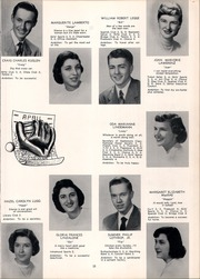 Page 17, 1953 Edition, Rutherford High School - Rutherfordian Yearbook (Rutherford, NJ) online yearbook collection