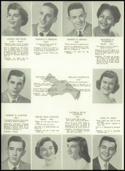 Page 14, 1954 Edition, Rutherford High School - Rutherfordian Yearbook (Rutherford, NJ) online yearbook collection