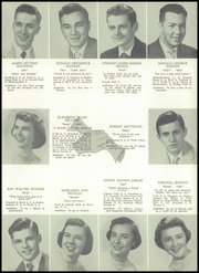Page 17, 1954 Edition, Rutherford High School - Rutherfordian Yearbook (Rutherford, NJ) online yearbook collection