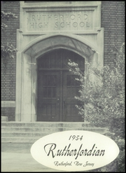 Page 5, 1954 Edition, Rutherford High School - Rutherfordian Yearbook (Rutherford, NJ) online yearbook collection
