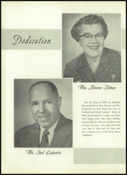 Page 6, 1954 Edition, Rutherford High School - Rutherfordian Yearbook (Rutherford, NJ) online yearbook collection