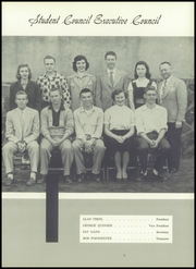 Page 9, 1954 Edition, Rutherford High School - Rutherfordian Yearbook (Rutherford, NJ) online yearbook collection