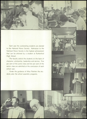 Page 11, 1957 Edition, Rutherford High School - Rutherfordian Yearbook (Rutherford, NJ) online yearbook collection
