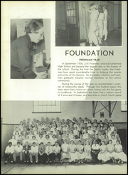 Page 14, 1957 Edition, Rutherford High School - Rutherfordian Yearbook (Rutherford, NJ) online yearbook collection