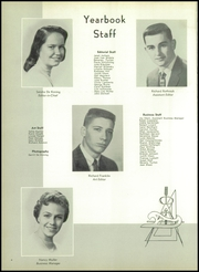 Page 8, 1957 Edition, Rutherford High School - Rutherfordian Yearbook (Rutherford, NJ) online yearbook collection