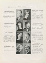 Page 12, 1935 Edition, Hillside High School - Epoch Yearbook (Hillside, NJ) online yearbook collection