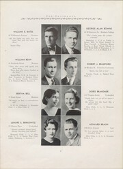 Page 13, 1935 Edition, Hillside High School - Epoch Yearbook (Hillside, NJ) online yearbook collection