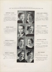 Page 15, 1935 Edition, Hillside High School - Epoch Yearbook (Hillside, NJ) online yearbook collection