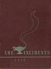 1940 Edition, Hillside High School - Epoch Yearbook (Hillside, NJ)