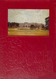 1956 Edition, Hillside High School - Epoch Yearbook (Hillside, NJ)