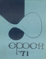 1971 Edition, Hillside High School - Epoch Yearbook (Hillside, NJ)